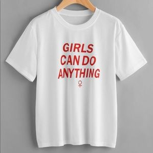 Girls can do anything❤️🌹